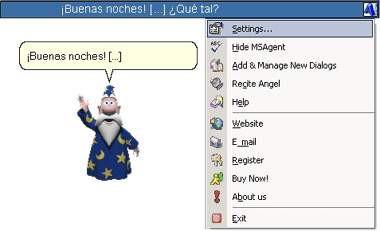 Easy Spanish Dialogs 3.11 screenshot