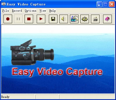 Easy Video Capture 1.30.05 screenshot