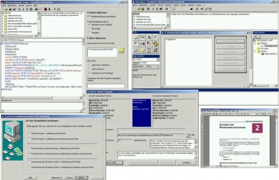 EasyBatch 2000 3.72 screenshot