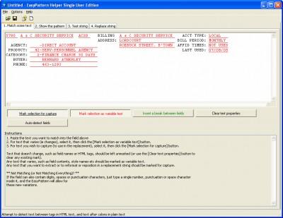 EasyPattern Helper 2.8 screenshot