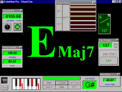 Echoview Pro 6.0 screenshot