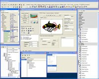 EControl Form Designer Pro 2.50 screenshot