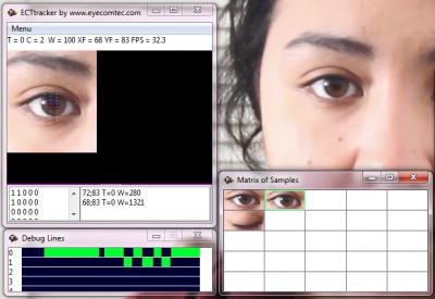 ECTtracker 16.9.11 screenshot