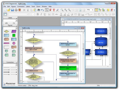 EDGE Diagrammer 6.25.2050 screenshot