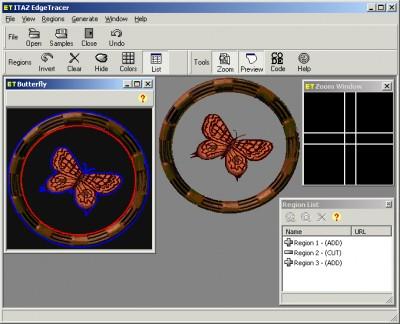 EdgeTracer 2.1 screenshot