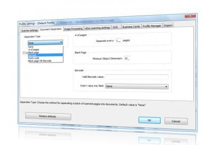 eDocScan Lite 2.0.2 screenshot