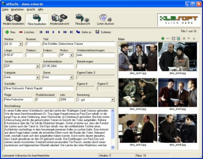 eDVarDo 2.10.4 screenshot