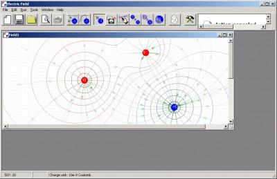 Electric Field 2.01 screenshot
