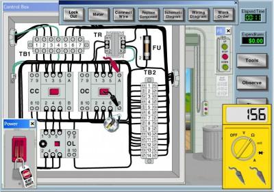Electrical Motor Control Circuits 3.20 screenshot