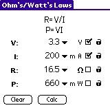 Electrist 1.34 screenshot