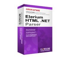 Elerium HTML .NET Parser 1.7 screenshot