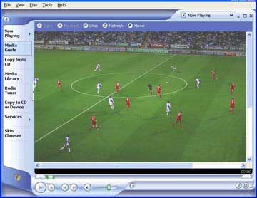 ELITE Satellite TV for PC 2007 screenshot