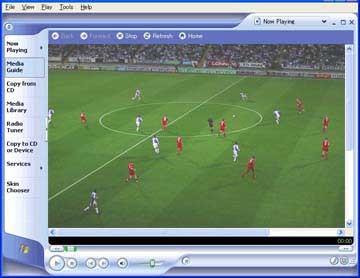 ELITE Satellite TV for PC 2007 screenshot