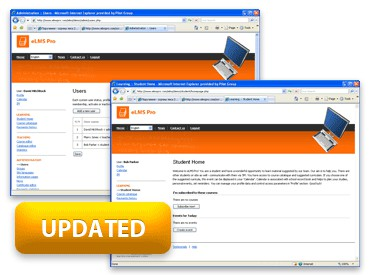 eLMS Pro NOV.2011 screenshot