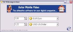 EM Eurocalc 1.1.0 screenshot