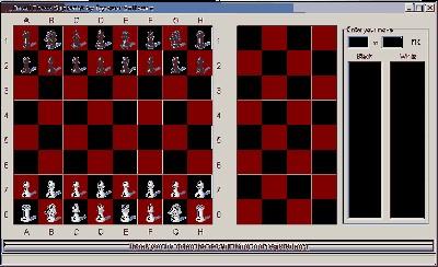 Email Chess Supreme 1.0 screenshot