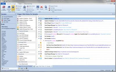 Email2DB 3.0.888 screenshot