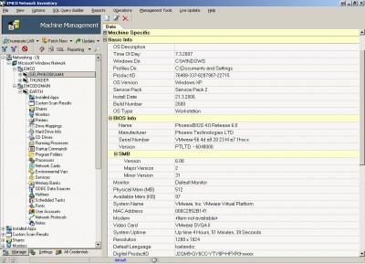 EMCO Network Inventory 5.0 screenshot