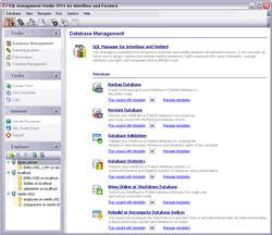 EMS SQL Management Studio for InterBase/Firebird 1.2 screenshot