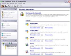 EMS SQL Management Studio for PostgreSQL 1.2 screenshot