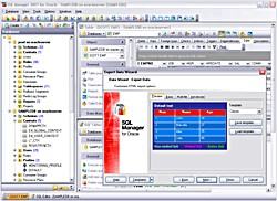 EMS SQL Manager for Oracle Freeware 2.4 screenshot
