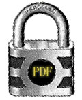 Encrypt PDF Command Line 2.3 screenshot