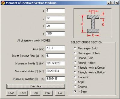 Engineering Power Tools 1.9.8 screenshot