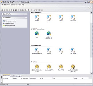 EngInSite DataFreeway 1.0.5.154 screenshot