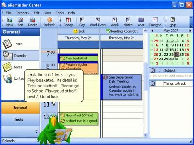 eReminder Mini - Task & Scheduler 7.0 screenshot