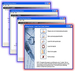 Estate Planning Pro Software 5 screenshot
