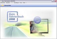 Euro-Fahrtenbuch 2008 3.0.0. screenshot