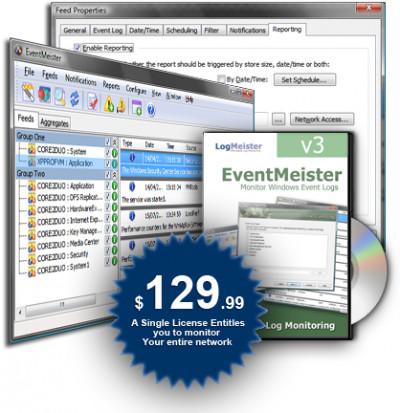 EventMeister 5.2.0.0 screenshot
