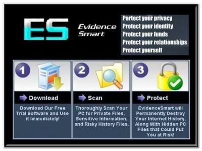EvidenceSmart 2011.00216 screenshot