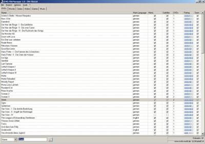 EW-FileManager 1.2 screenshot