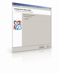 Exchange Server Repair Toolbox 2.1.6 screenshot