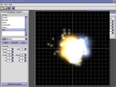 ExGen 1.13 screenshot