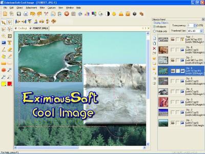 EximiousSoft Cool Image 3.30 screenshot
