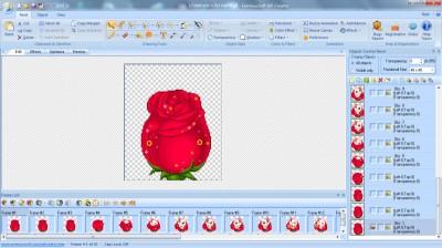 EximiousSoft GIF Creator 7.31 screenshot