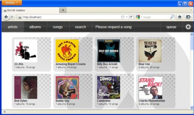 Exit 66 JukeBox 5.0.0 screenshot