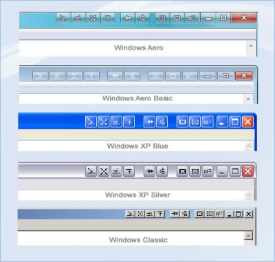 eXtra Buttons 2.2.5-beta screenshot