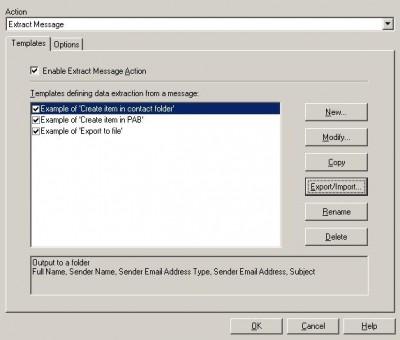 Extract Message 2.14.1 screenshot