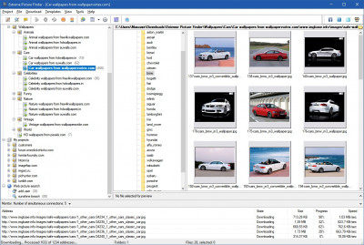Extreme Picture Finder 3.44 screenshot