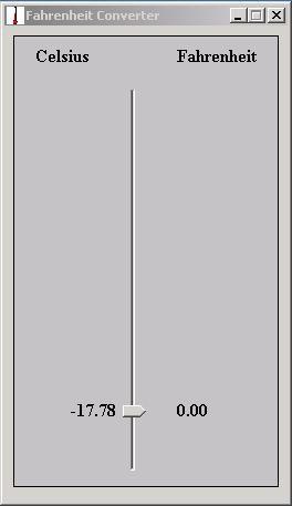 Fahrenheit Converter 1 screenshot