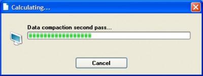 Fake Progress Bar 1.2 screenshot