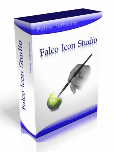 Falco Icon Studio 17.0 screenshot