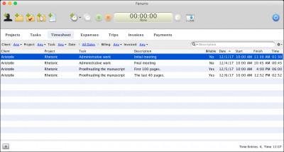 Fanurio 3.3 screenshot