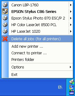 Fast Printer Chooser 4.8 screenshot