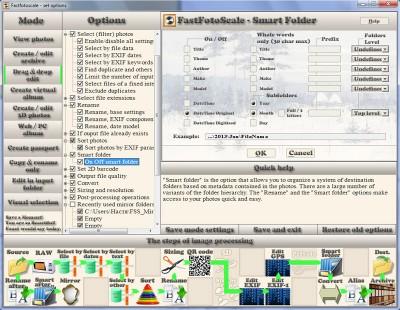 FastFotoScale 4.05 screenshot