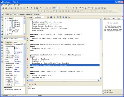 FastScript 1.98 screenshot