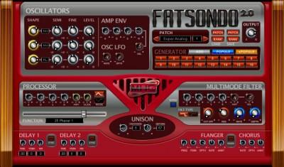 Fatsondo Mac 2.0.2 screenshot